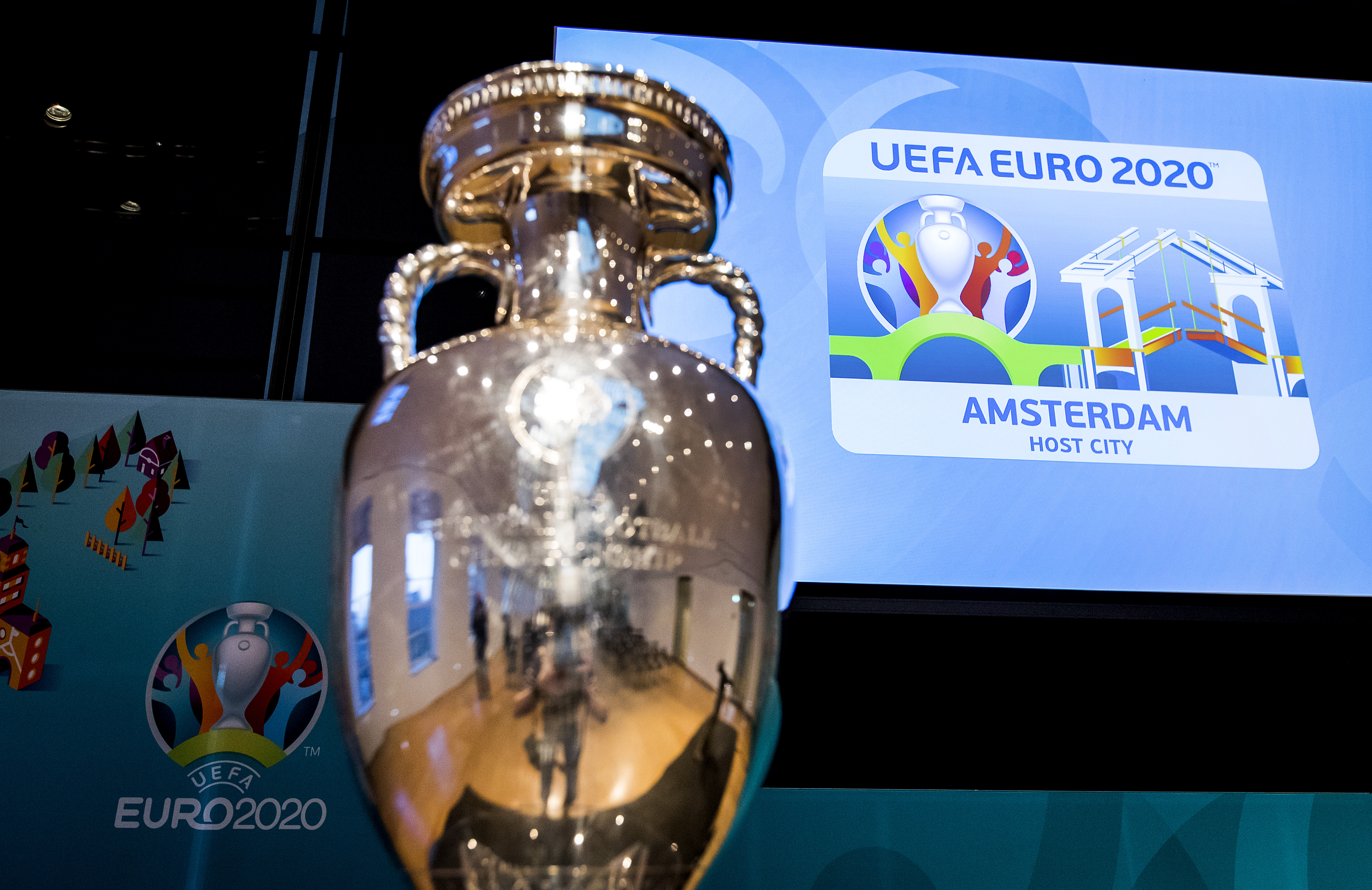 Toernooidirecteur De Jong: Alle potjes EURO 2020 een feest