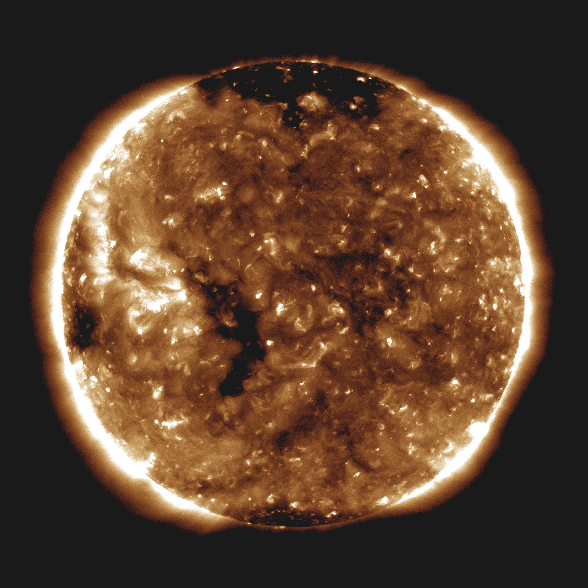 NASA weet zon er van 'dichtbij' op te zetten