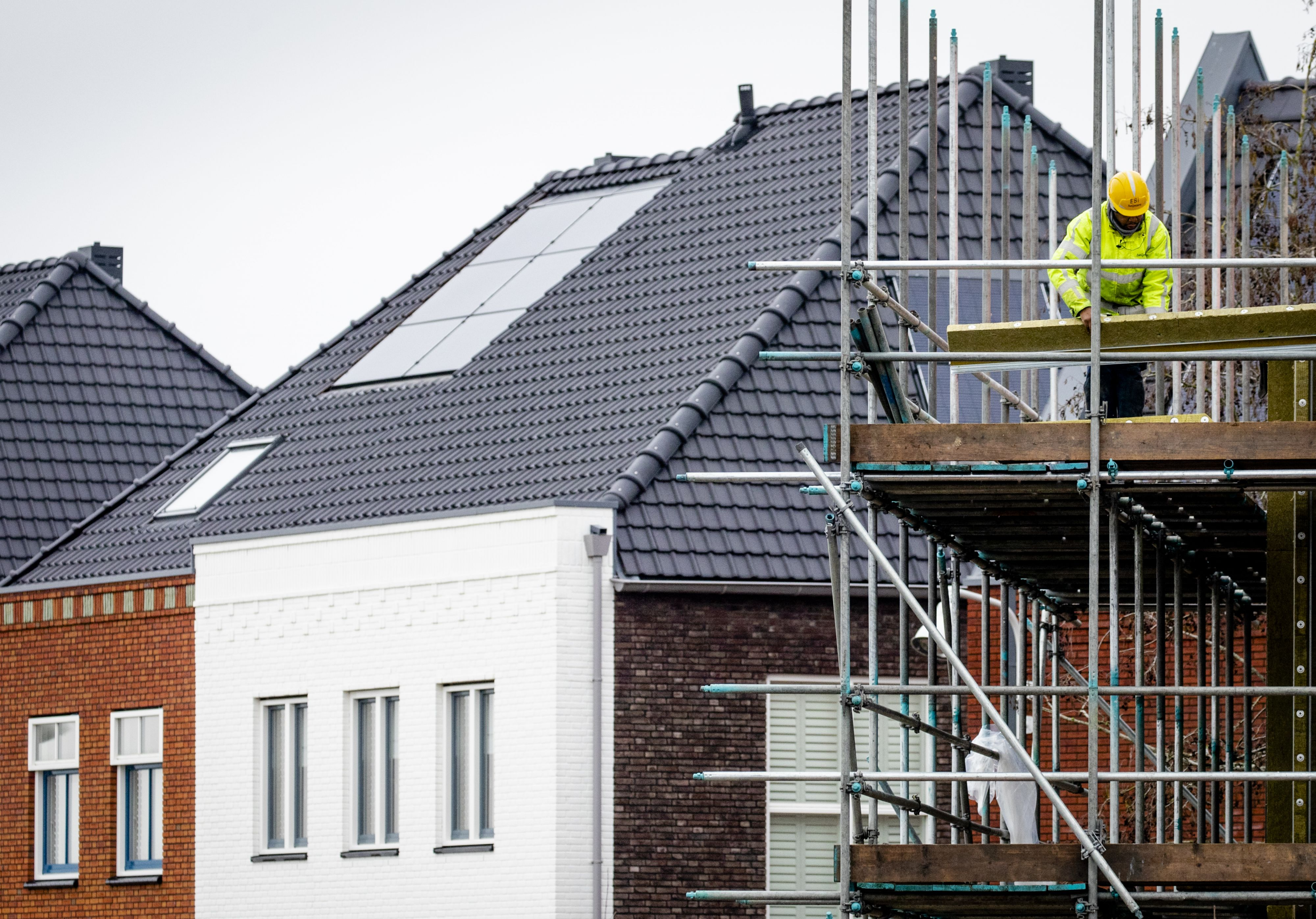 Minister: 300.000 huizen erbij in vier jaar