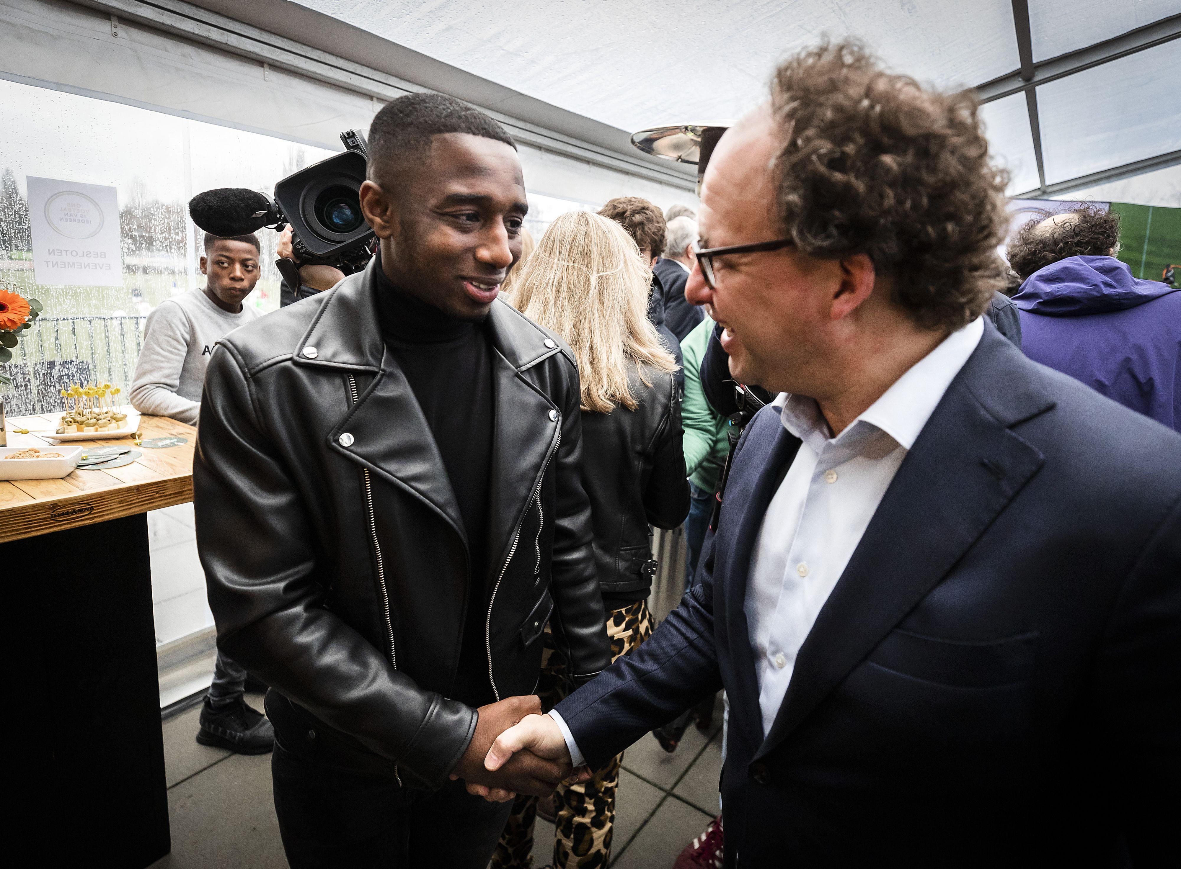 Aanpak racisme in voetbal is een aanval van jaren