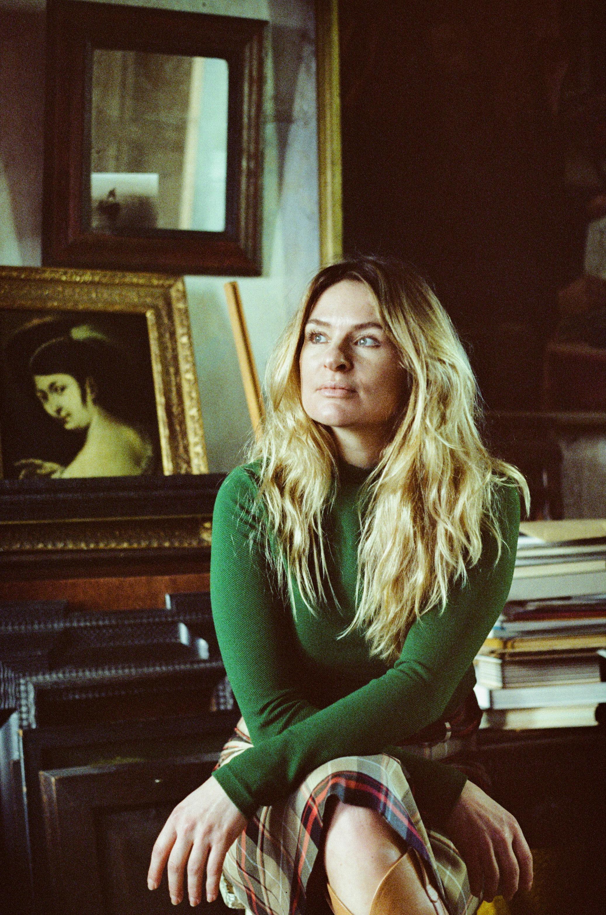 Sandra van Nieuwland: terug van nooit weggeweest