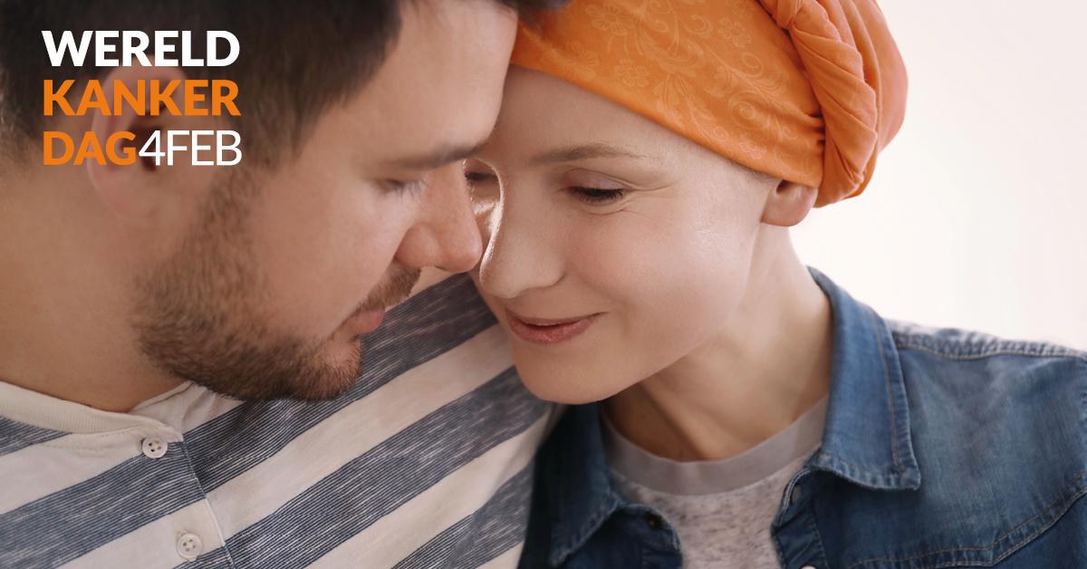 'Ik had geluk en overwon kanker, dat gun ik iedereen'