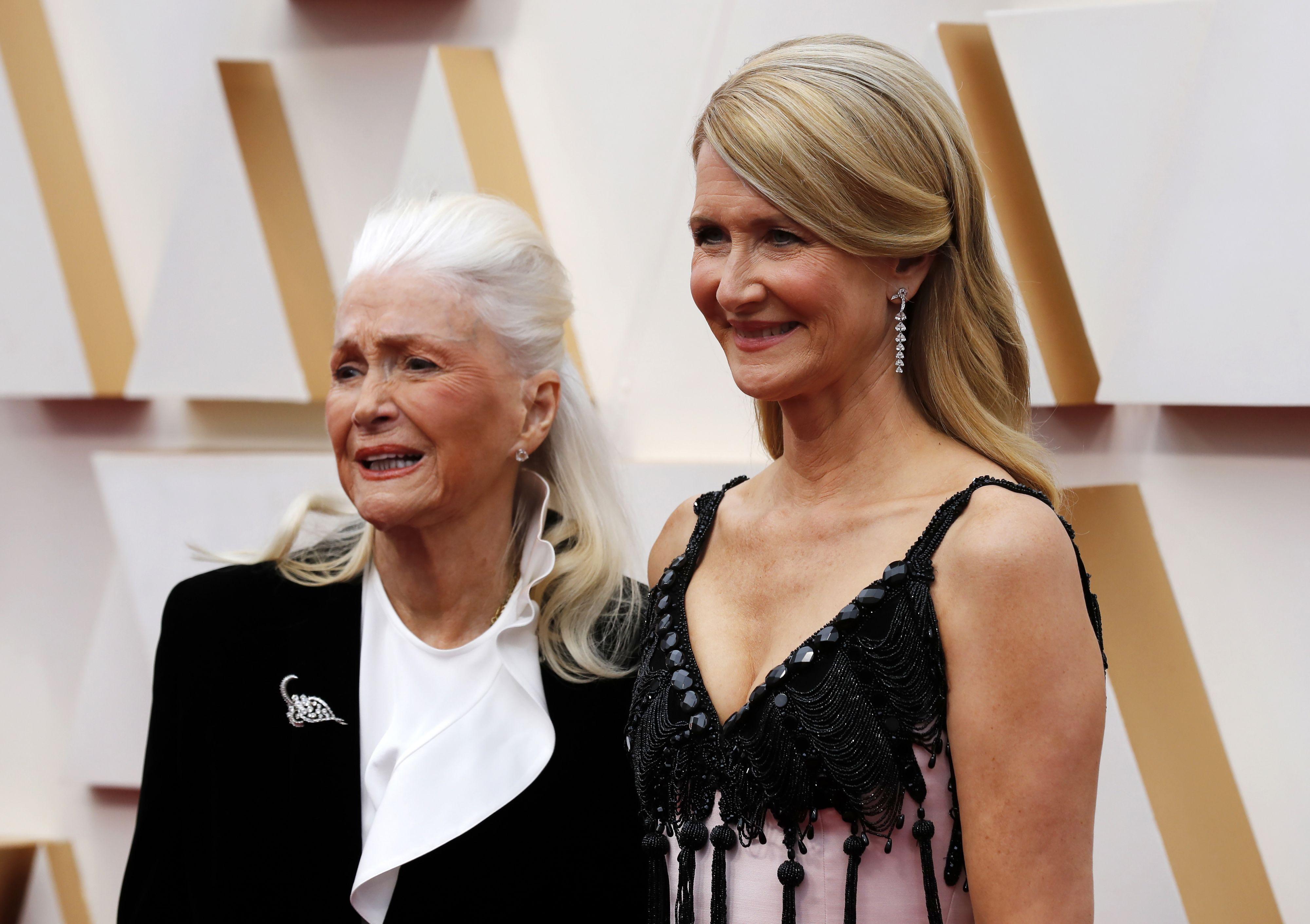 Acteurs gaan het liefste met moeder naar Oscars