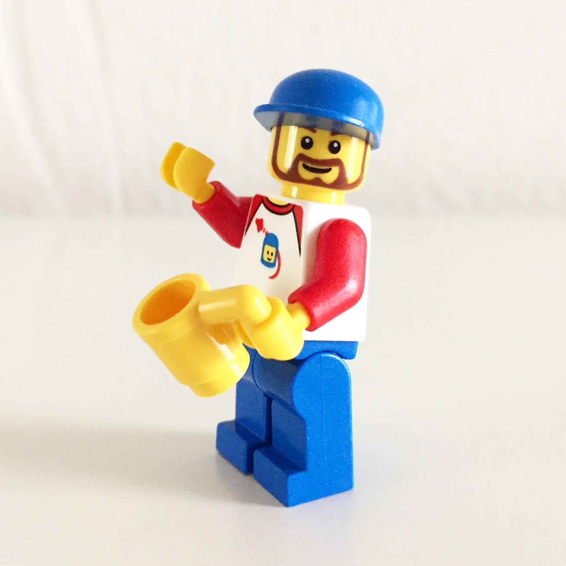 'Minifigures brengen LEGO tot leven'