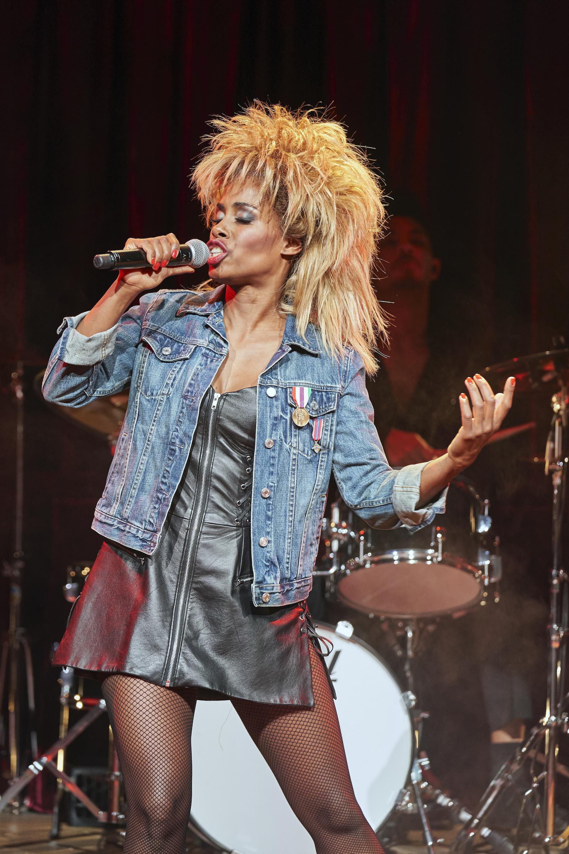 Alleen maar respect voor de Queen of Rock 'n Roll
