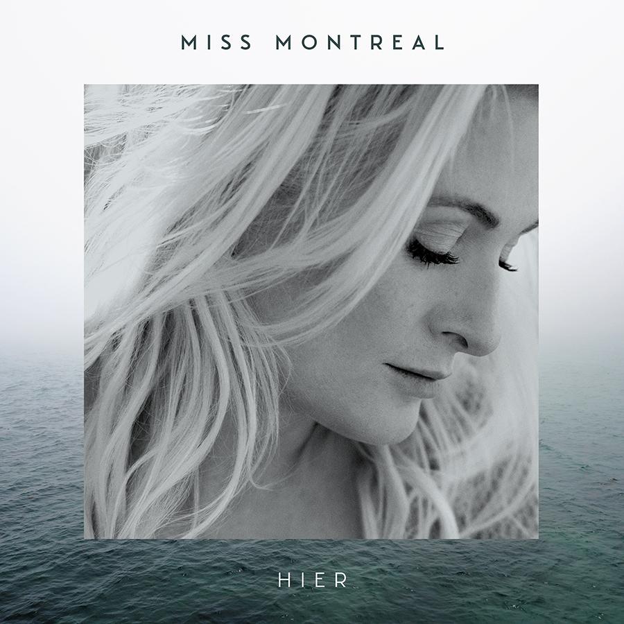 Miss Montreals glas is halfvol