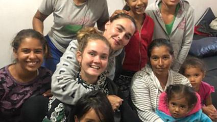Wereldreis afgekapt vanwege corona: 'We zien dit als een pauze'