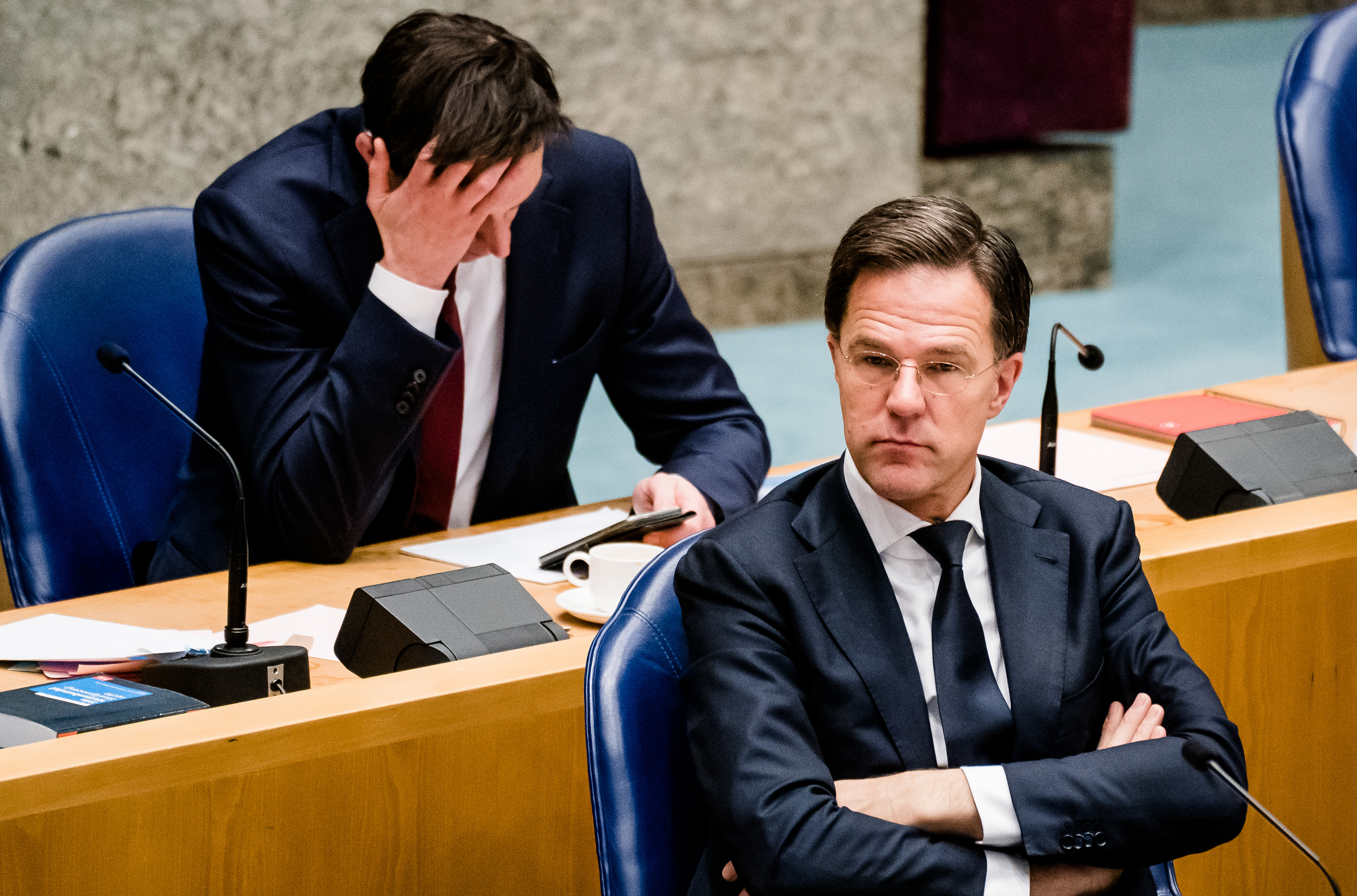 IMF: Nederlandse economie krimpt waarschijnlijk met 7,5 procent