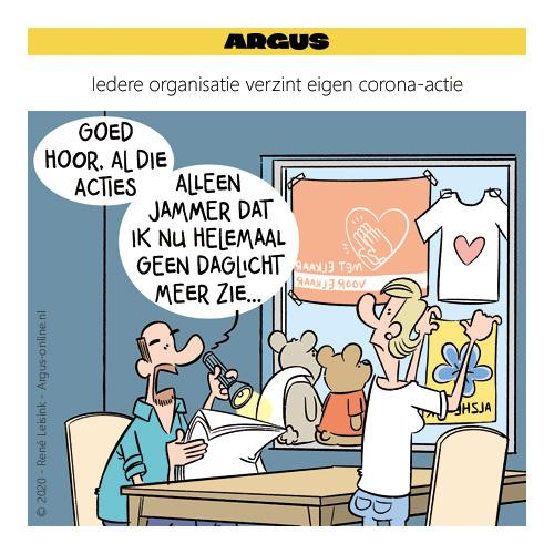 Metro blikt terug deel 3: cartoonist René Leisink