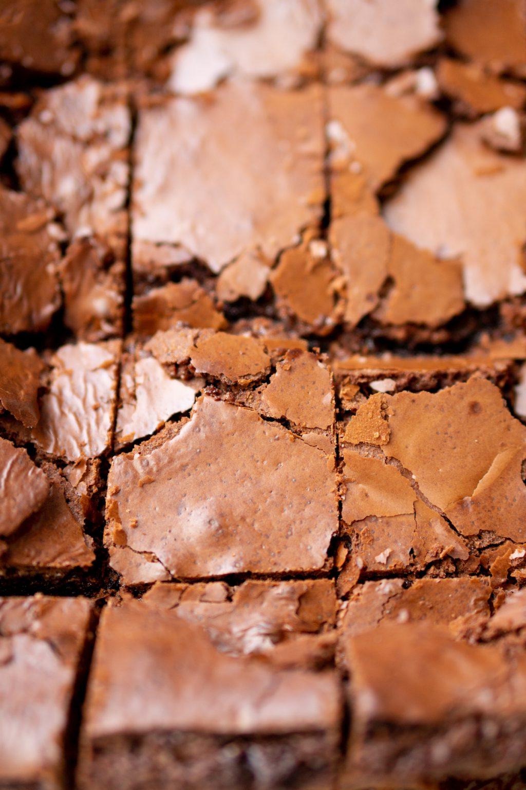 Toblerone brownies (verslavend lekker!)