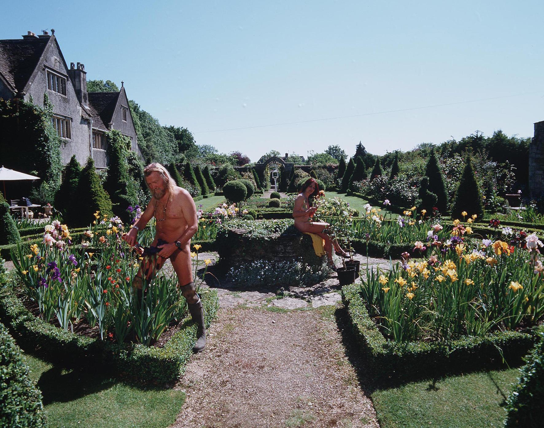 Lopen je buren naakt in de tuin? Dat kan kloppen