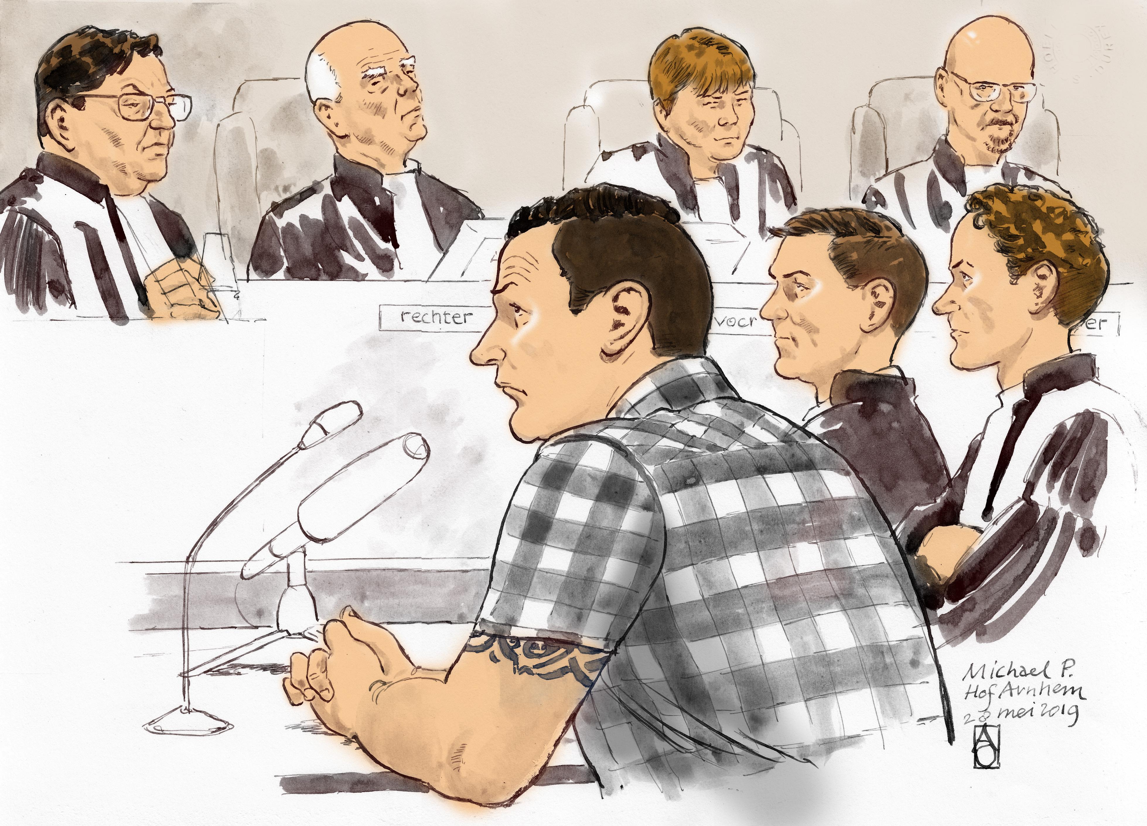'Veroordeling zaak Anne Faber handhaven'