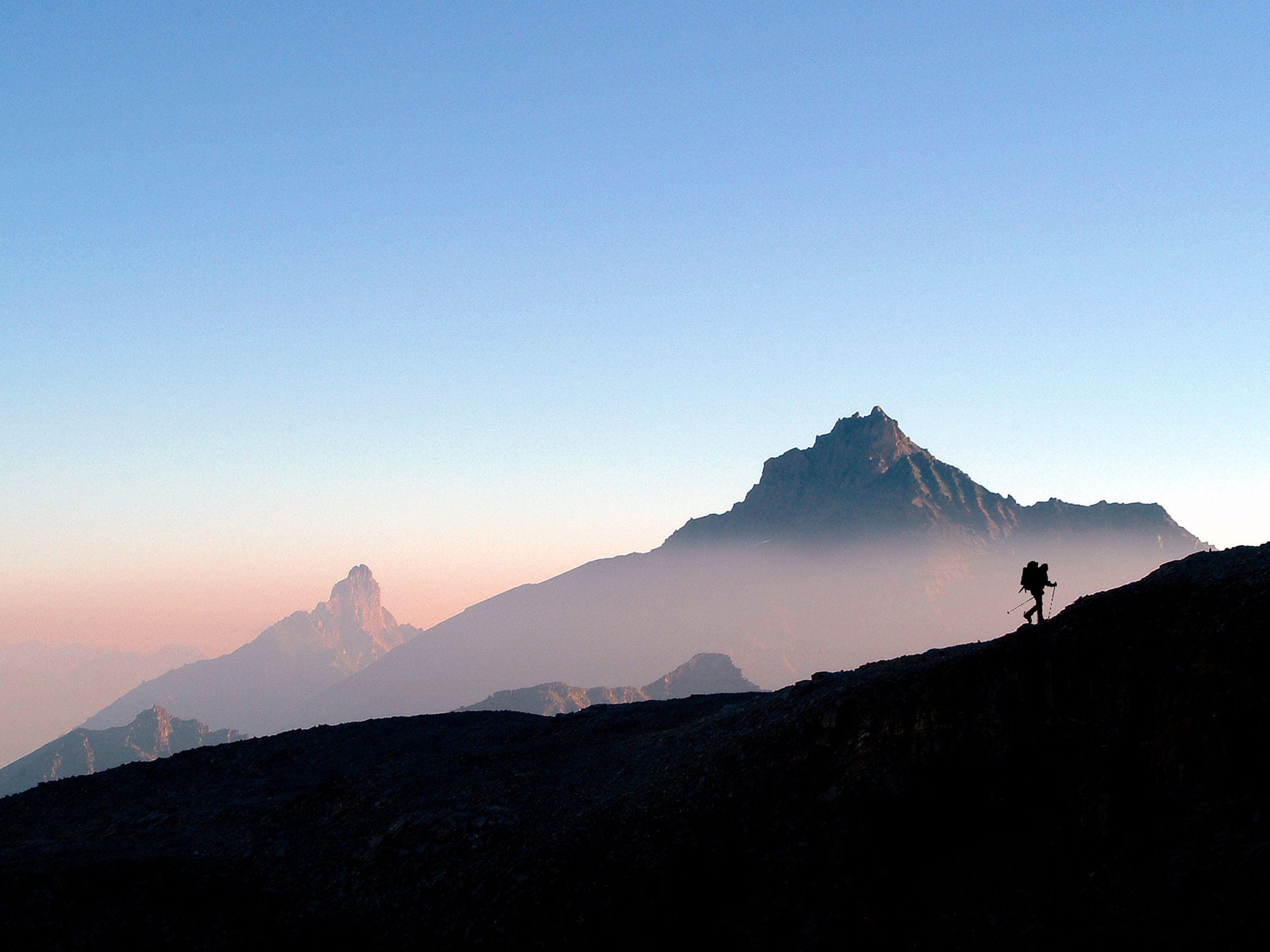 Aosta vallei, wandelen, italië, bergen, vakantie
