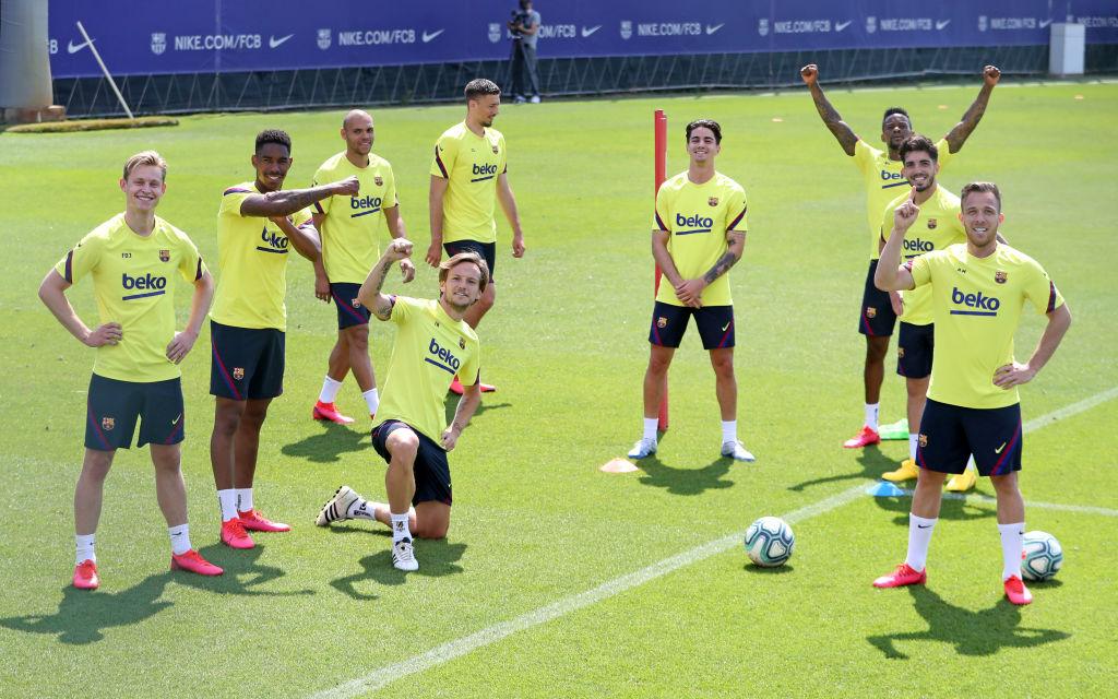 Positief reisadvies voor Spanje, Spaanse voetbalclubs mogen weer voetballen.