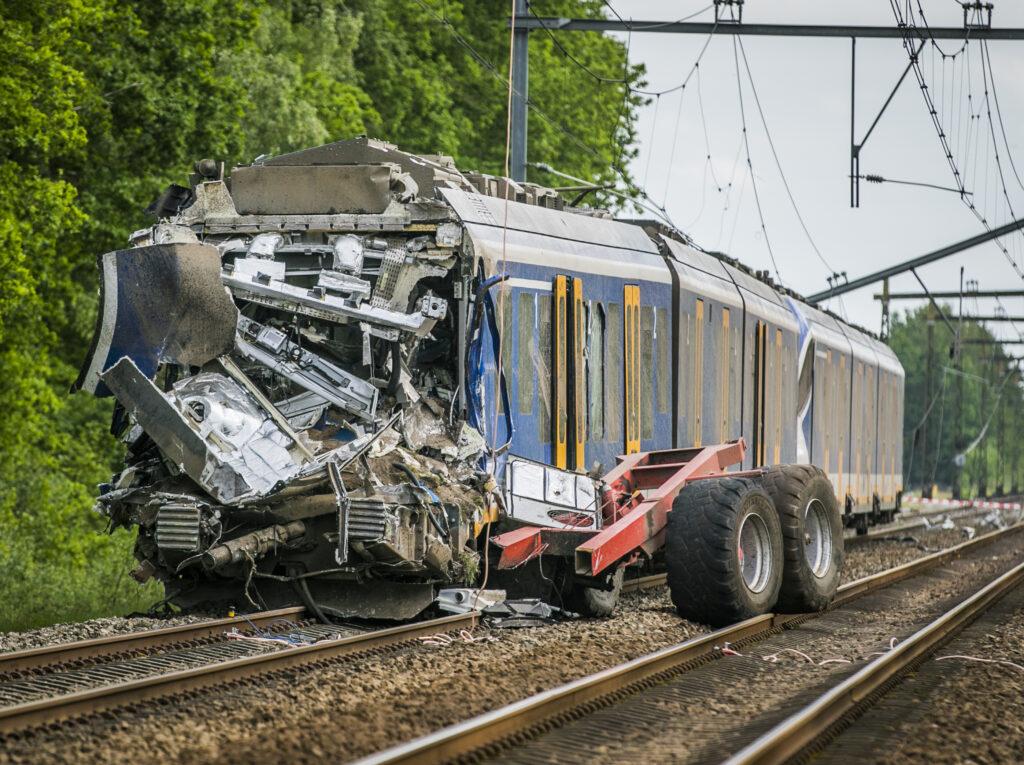 Machinenist treinongeval Hooghalen overleden.