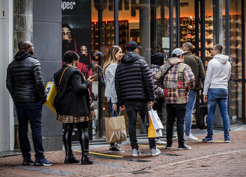 Het consumentenvertrouwen is gedaald