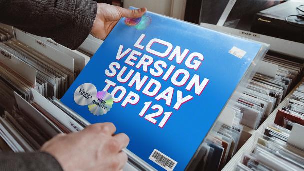 Een foto van een afbeelding van Veronica's Long Version Sunday Top 121