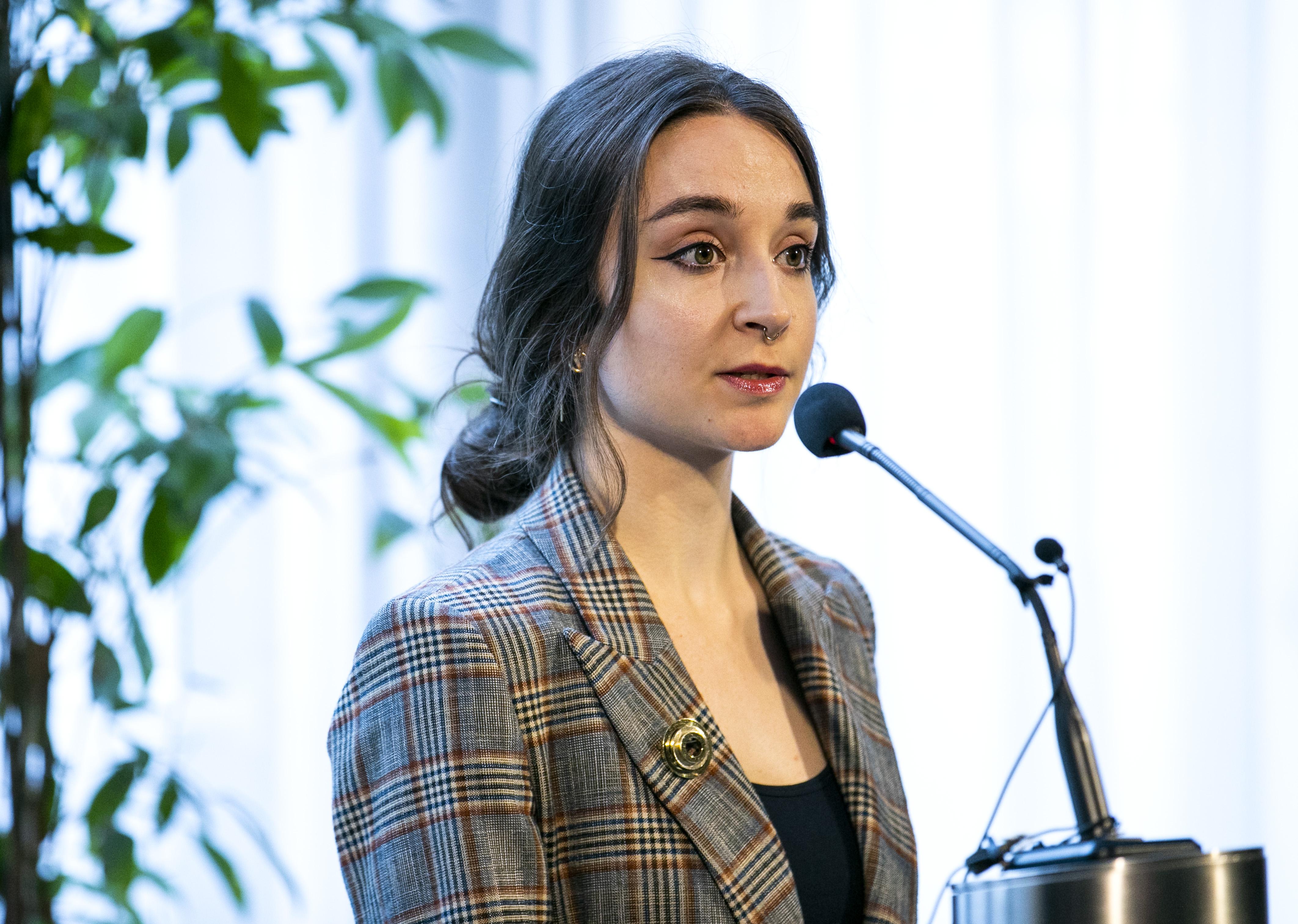 Een foto van Quirine Lengkeek van SekswerkExpertise