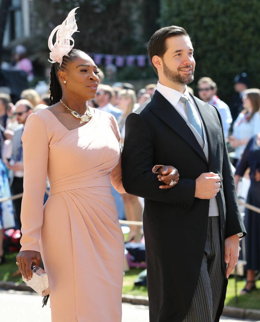 Alexis Ohanian, de man van Serena Williams, is de mede-oprichter van Reddit en wil graag een opvolger van kleur.