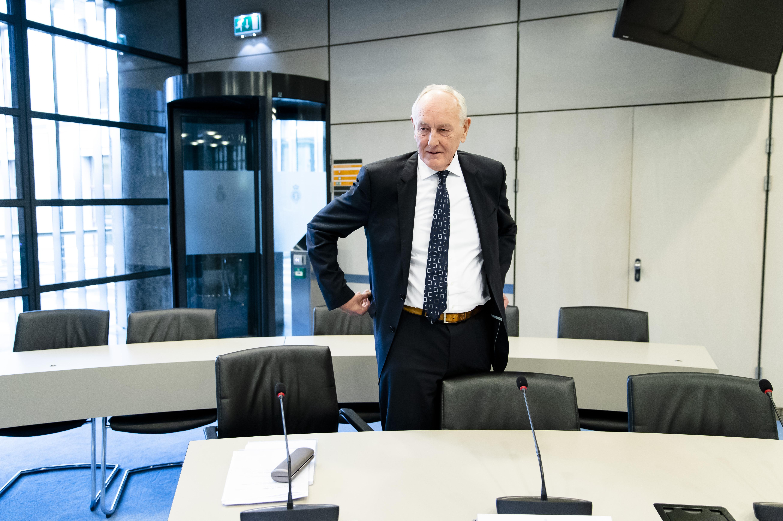 Foto van Johan Remkes burgemeester van Den Haag