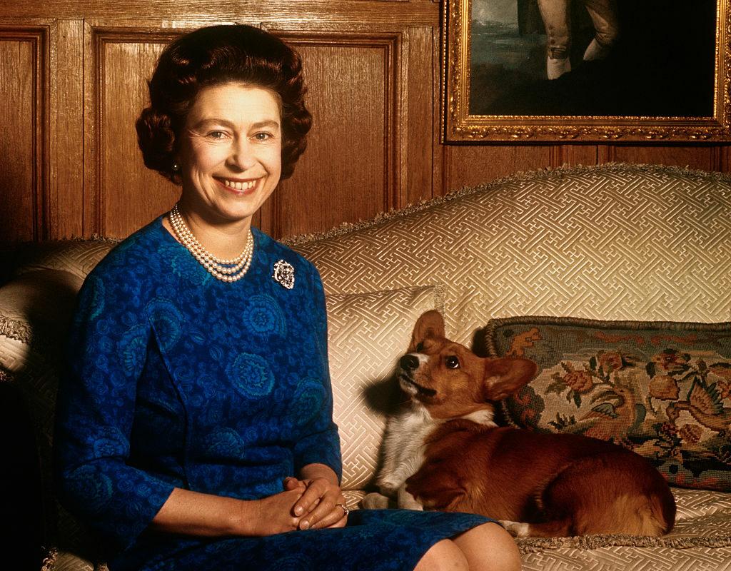 Corgi's van koningin Elizabeth kregen 'à-la-cartemenu'
