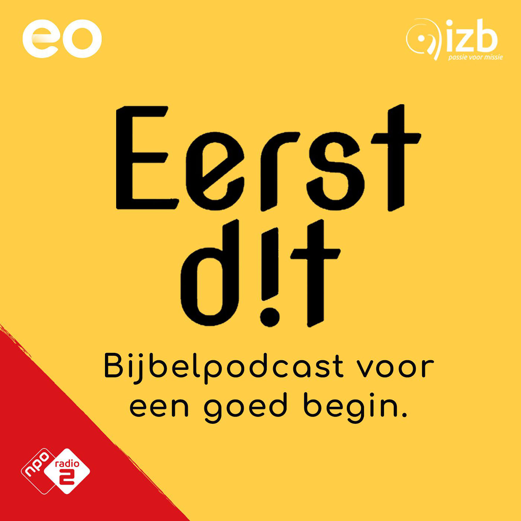podcast eerst dit