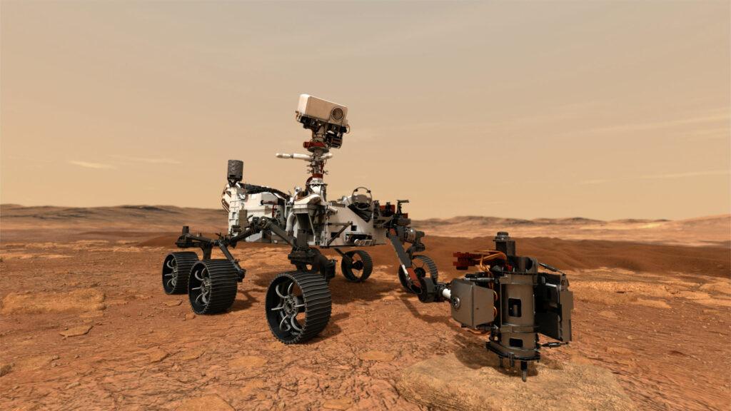 Marsrover NASA