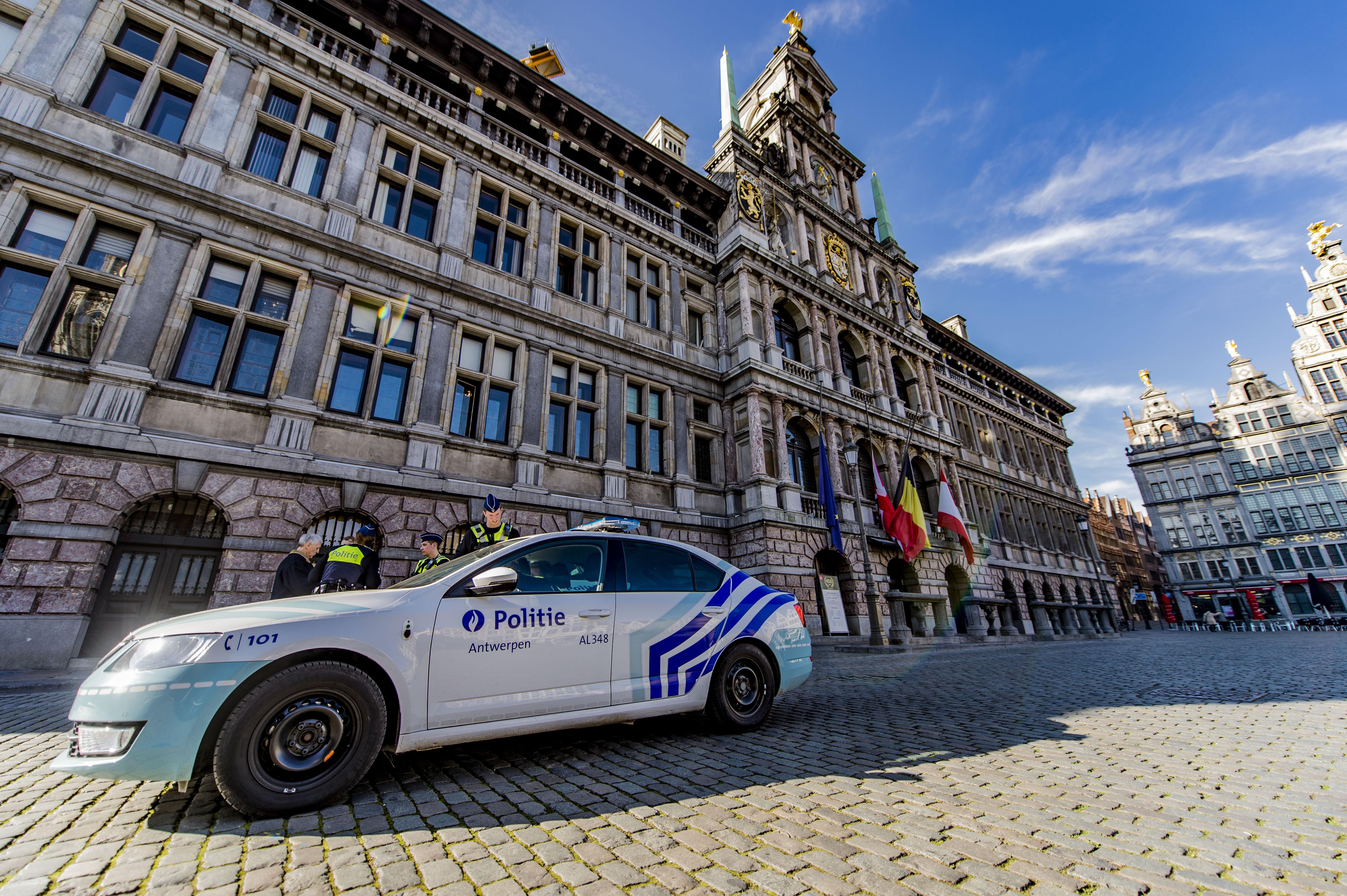 Foto van Antwerpen stad