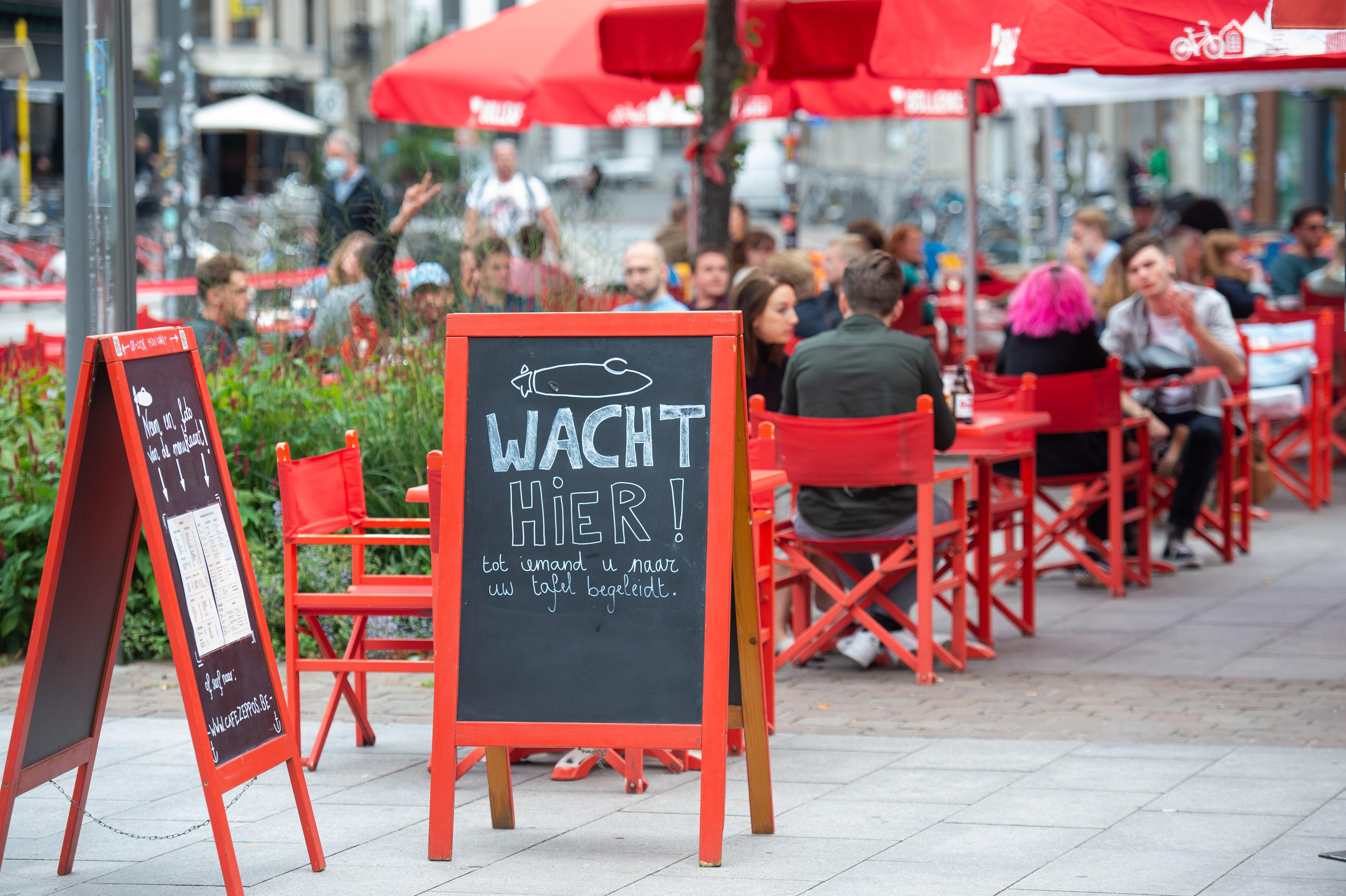 Negatief reisadvies komt hard aan in Antwerpen
