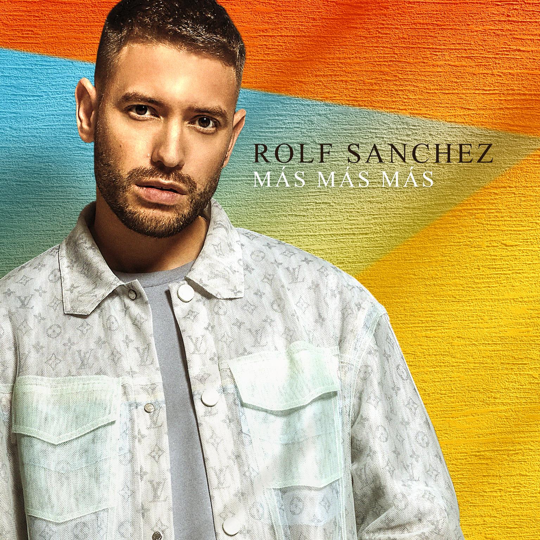 Een foto van de cover van de nieuwe single van Rolf Sanchez