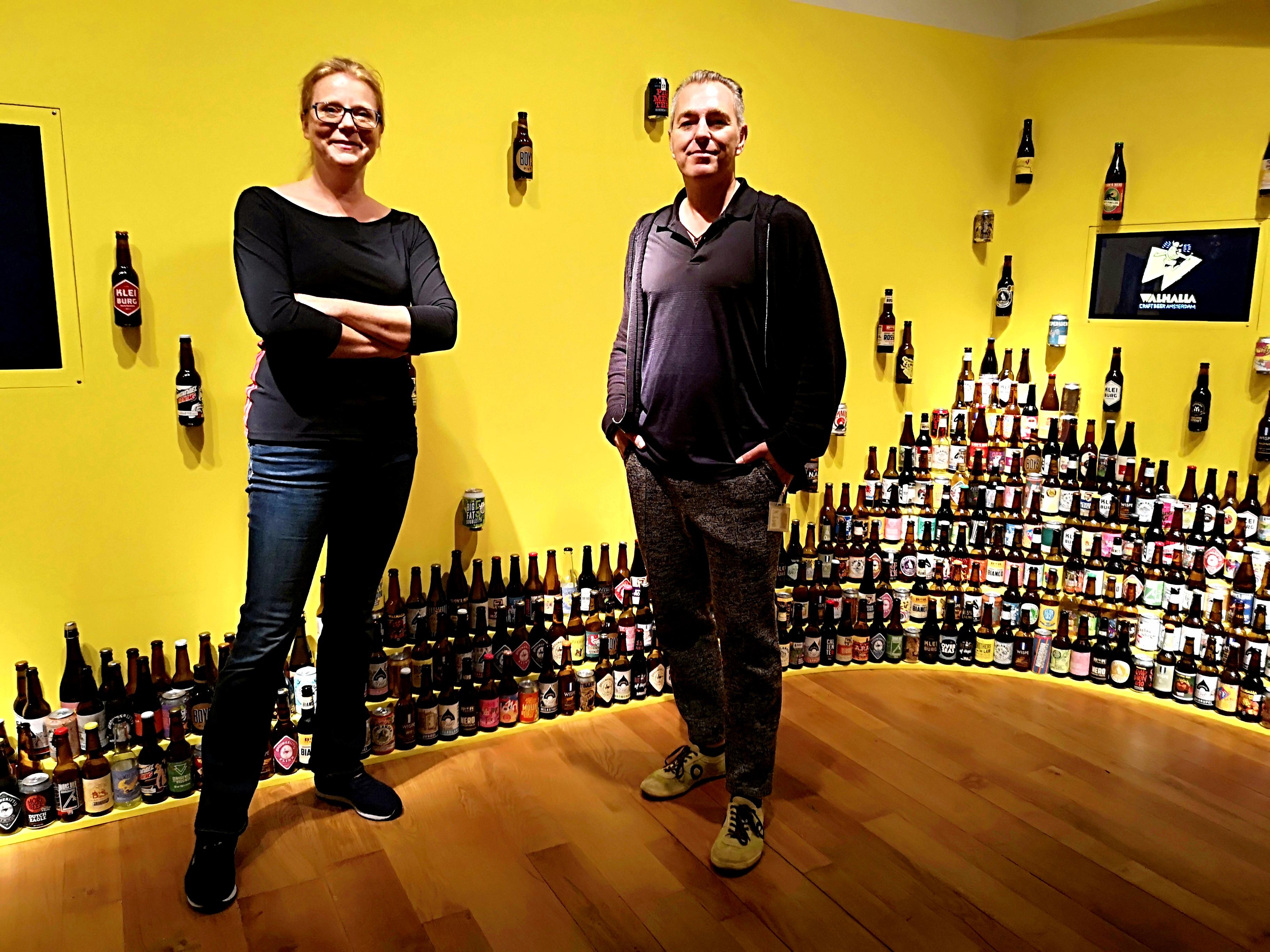 foto van de bierconservatoren
