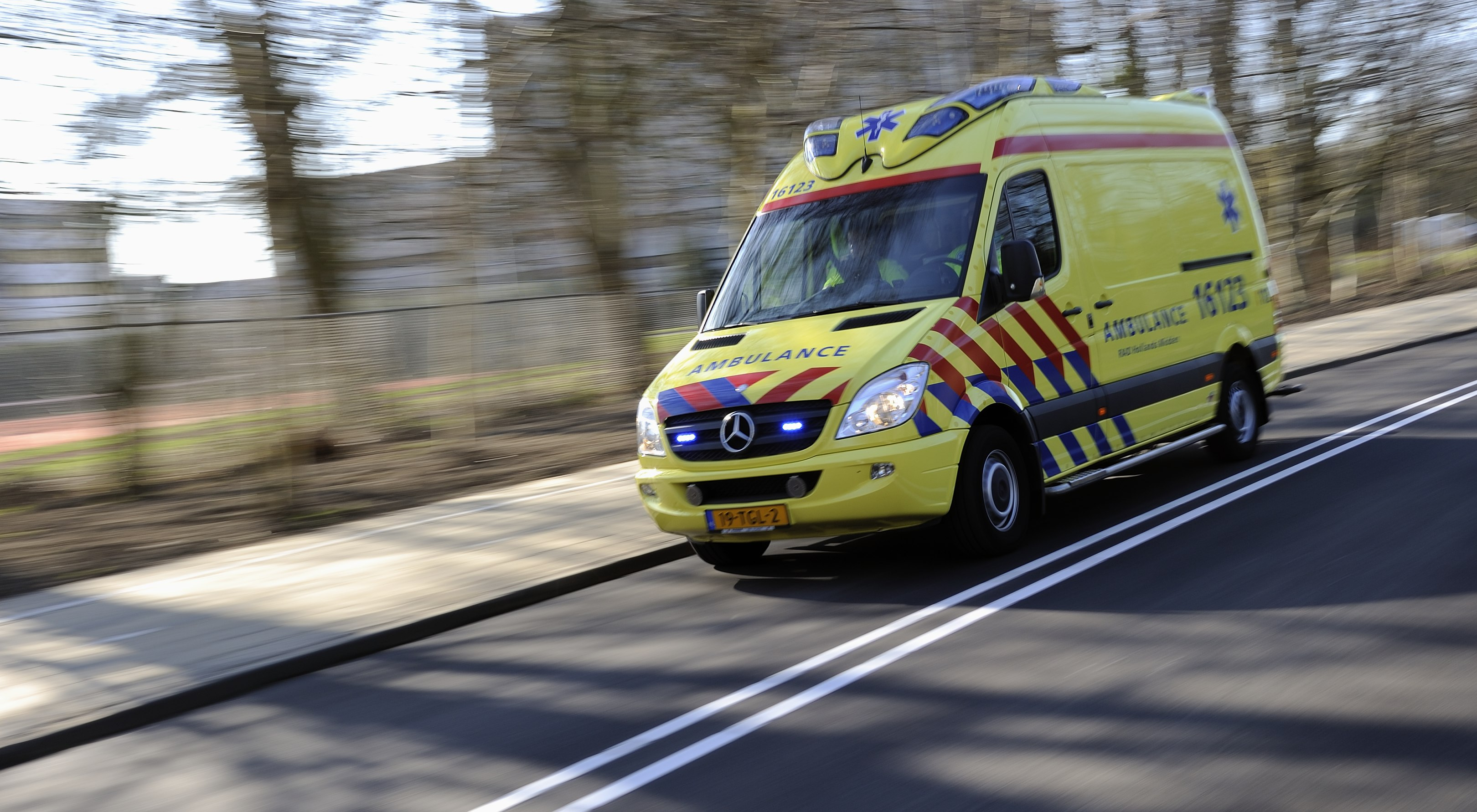 Mensen die uitstapten na ongeluk A12 werden aangereden: dode en zwaargewonde.