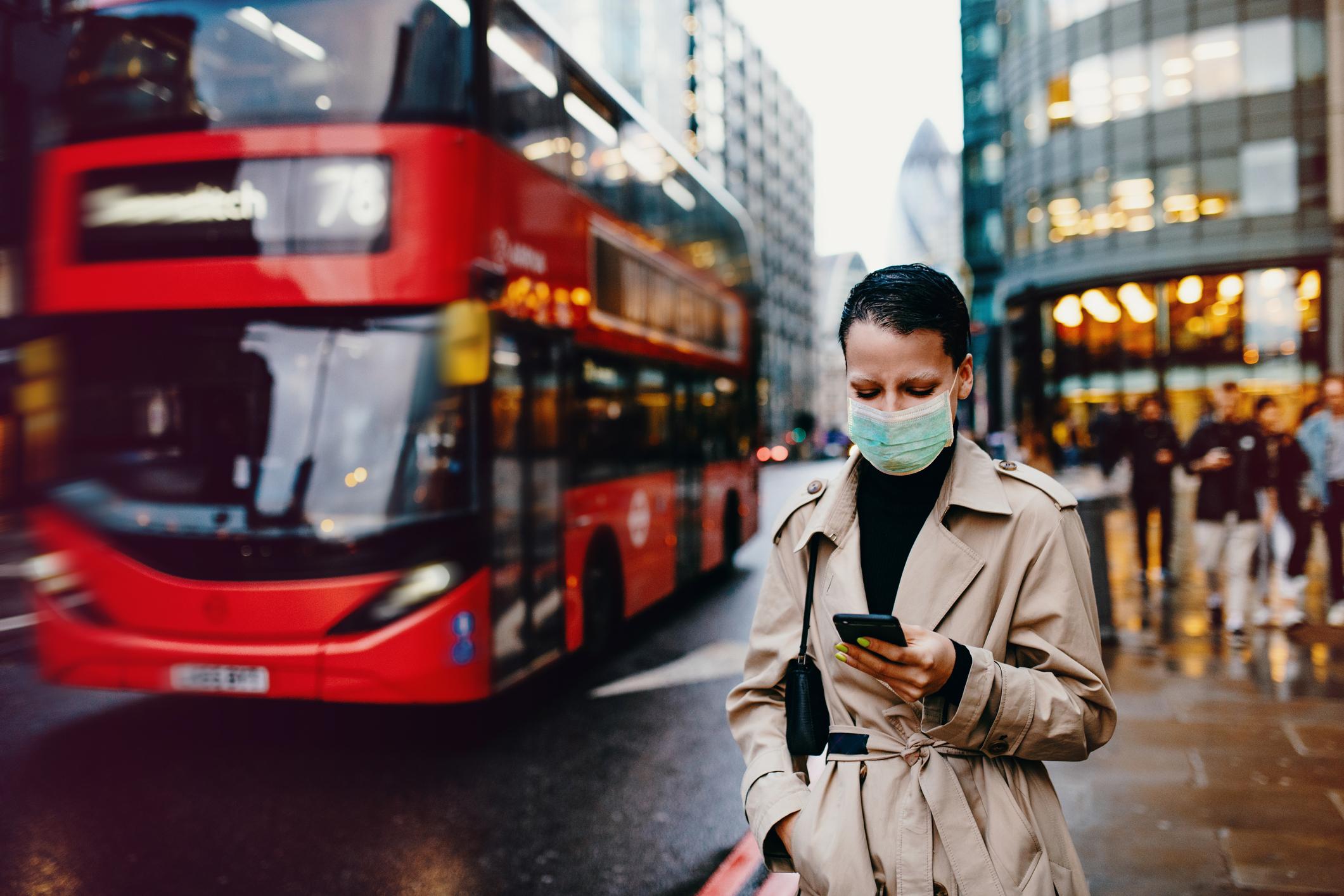 Vooral Engeland is economisch hard getroffen door het coronavirus