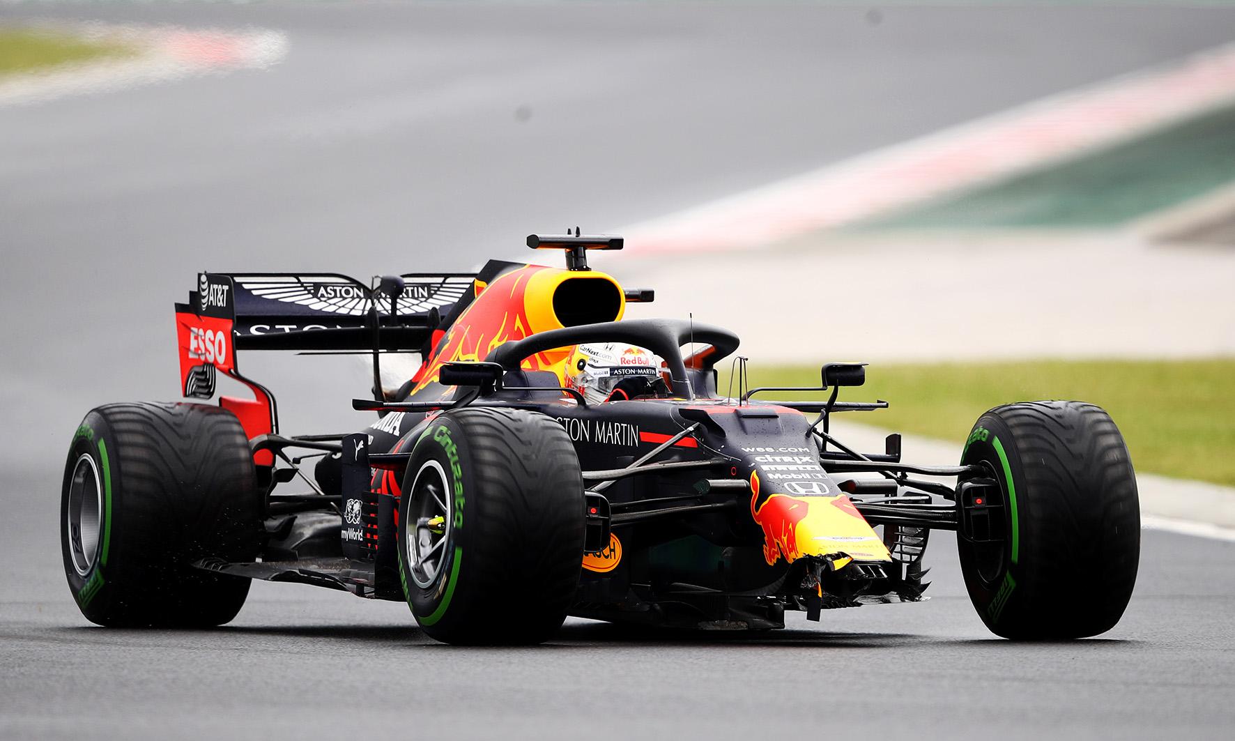 Een chassisupdate bij Red Bull Racing: wat betekent dit voor de GP van België?
