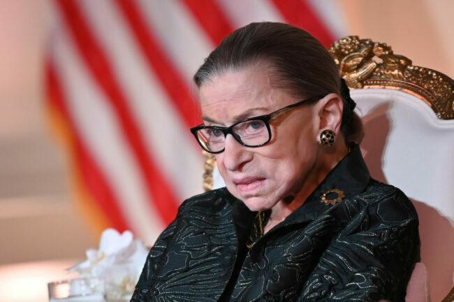 Rechter Ruth Bader Ginsburg