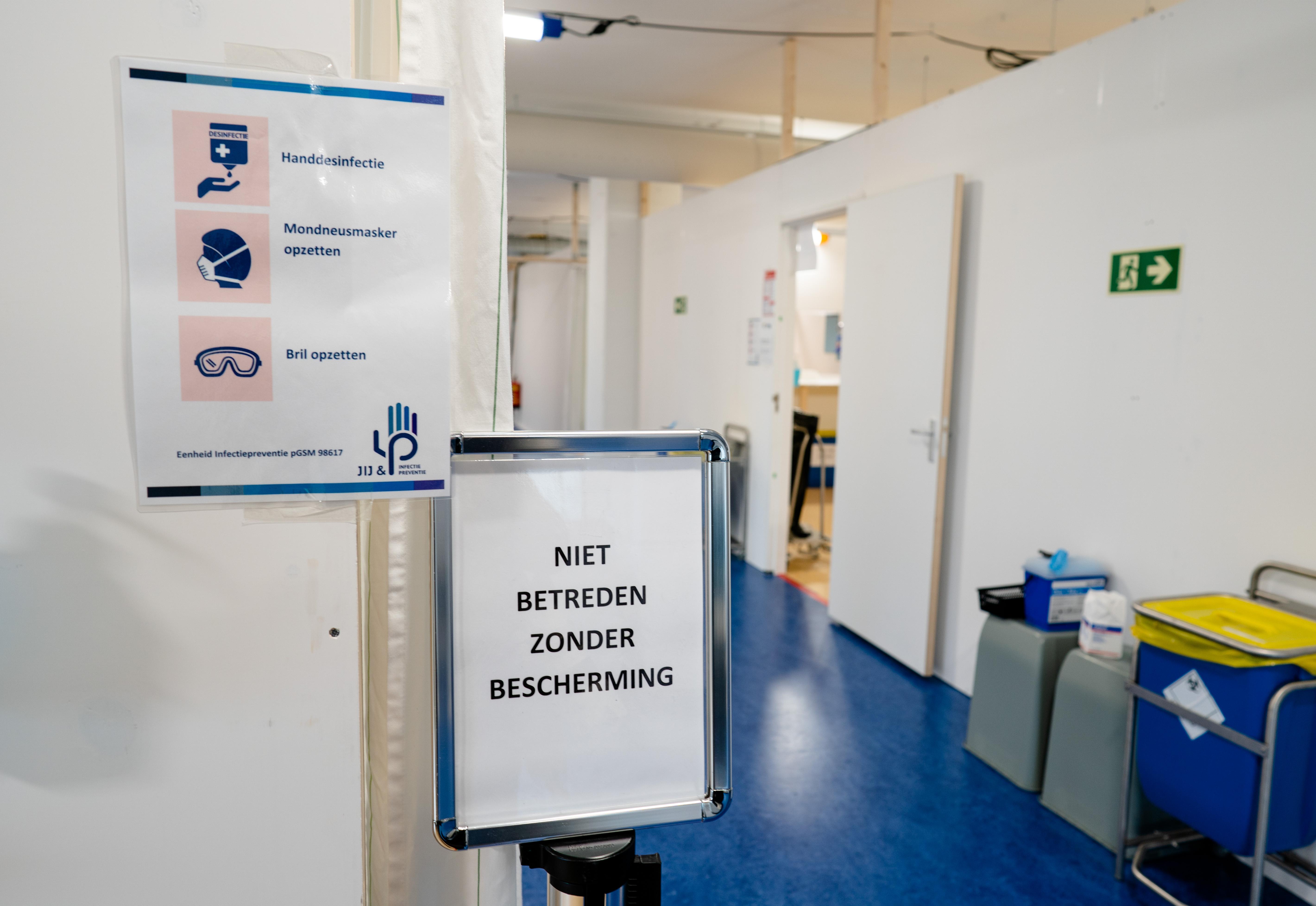 Agressie in ziekenhuizen neemt toe: 'Het gaat van dreigementen tot schoppen'