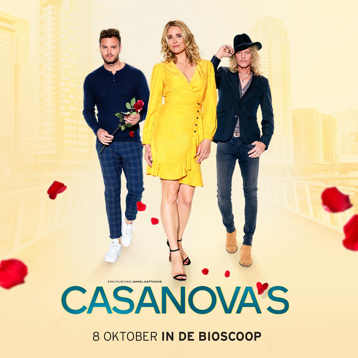 De poster van Casanova's