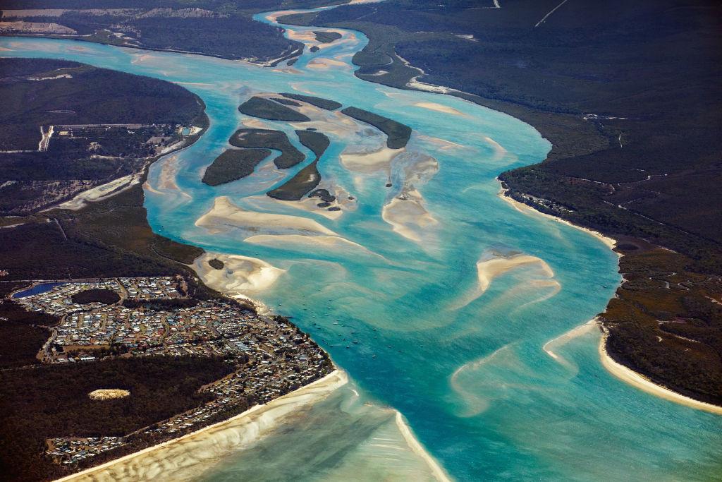 Groot Barrièrerif in Australië