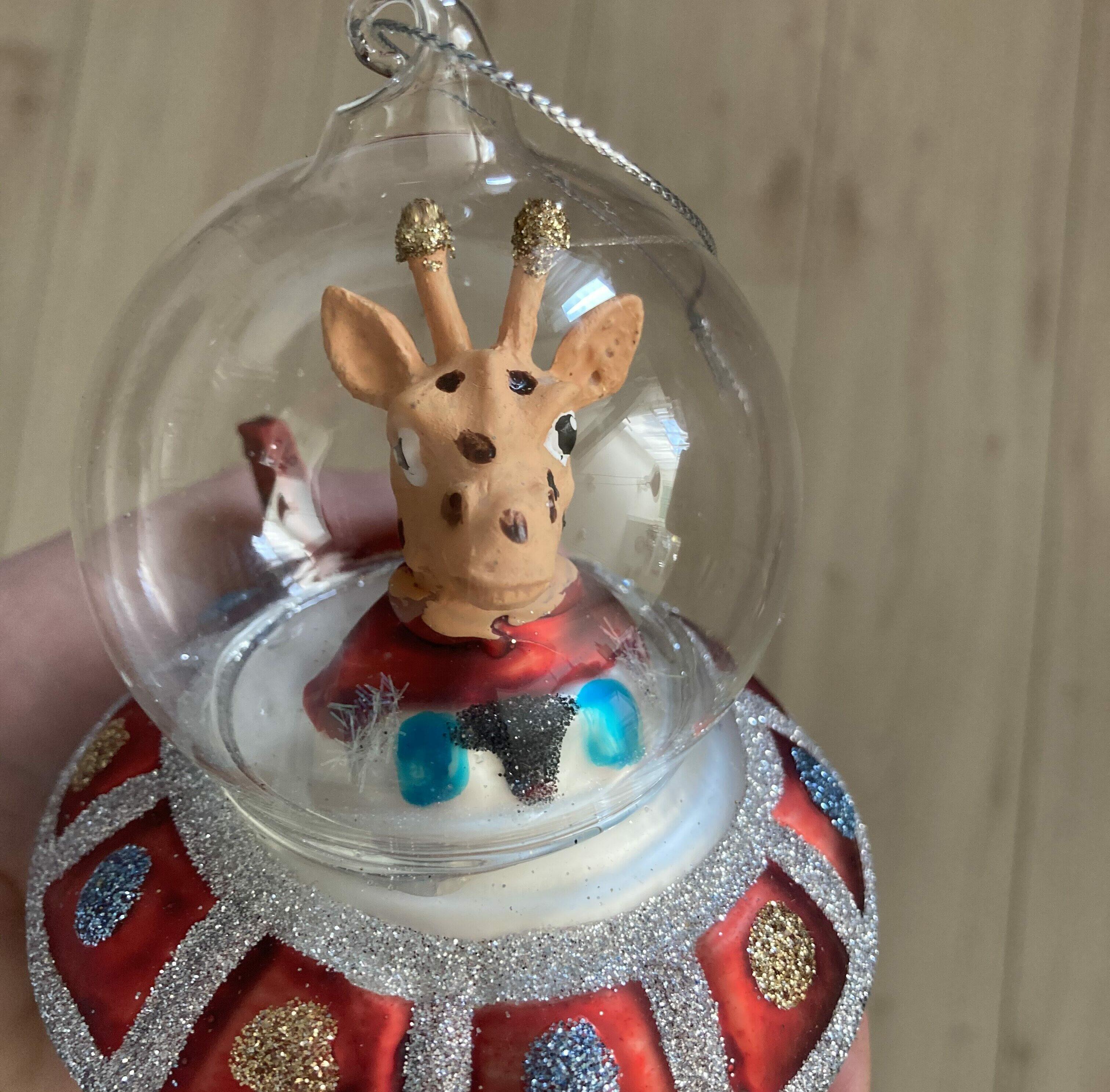 foto van kerstufo